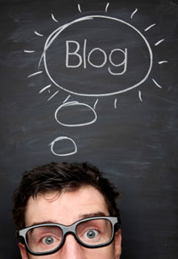 how to make a blog site